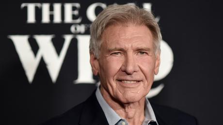 Der Schauspieler Harrison Ford im Februar 2020 in Los Angeles.