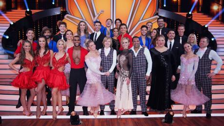 """Gestern """"Let's Dance"""" 2020 mit Folge 3 am 13.3.2020: Das waren die Tänze der Promis."""