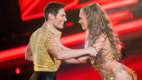 Wendler-Freundin Laura Müller hat an der RTL-Show Let's Dance teilgenommen.