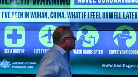 In Australien ist erstmals ein mit dem neuartigen Coronavirus infizierter Mensch gestorben.