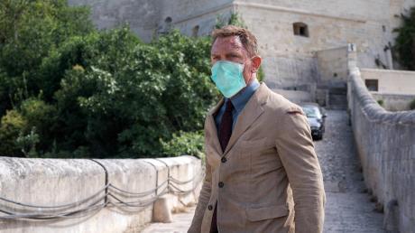 Vermutlich wegen des Coronavirus wird die Premiere des neuen Bond-Films verschoben.