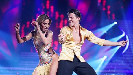 """""""Let's Dance"""" gestern am 6.3.20 mit Folge 2: Das waren die Tänze der Promis."""