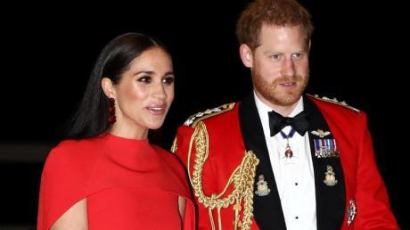 Harry und Meghan verlassen am 1. April offiziell das britische Königshaus. Dann sind sie auf sich allein gestellt.