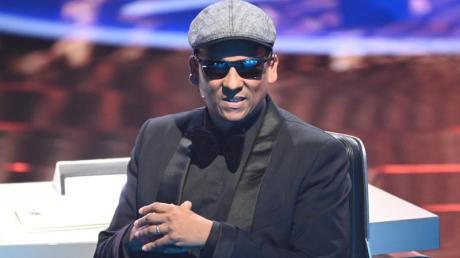 Xavier Naidoo beim Finale der RTL-Castingshow «Deutschland sucht den Superstar 2019».