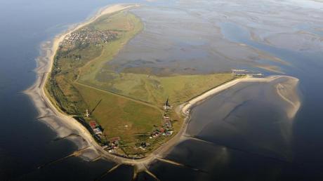 Auch Wangerooge wird für Touristen gesperrt.