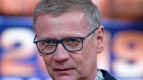 Journalist, Moderator, Produzent - und Hauswart:die Professionen des Günther Jauch.