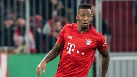 Jerome Boateng vom FC Bayern München kann nicht nur mit dem Ball jonglieren.