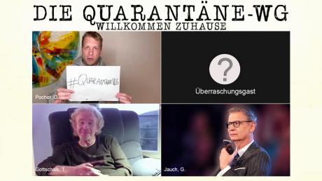 """""""Die Quarantäne-WG"""" wurde nach drei Folgen abgesetzt. Alle Infos rund um die Übertragung und den Ablauf gibt es hier."""