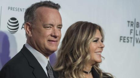 Tom Hanks und Rita Wilson sind auf dem Weg der Besserung.