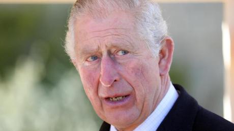 Der britische Prinz Charles ist positiv auf daas Coronavirus getestet worden.