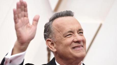 Tom Hanks ist zurück in den USA.