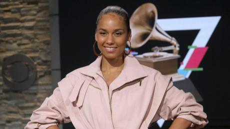 «Meine Mutter war alleinerziehend. Sie ist unglaublich», sagt Sängerin Alicia Keys.