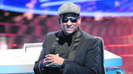 """Xavier Naidoo, als er noch Jury-Mitglied der RTL-Castingshow """"Deutschland sucht den Superstar"""" war. Mitte März hatte der Sender die Zusammenarbeit mit ihm beendet."""
