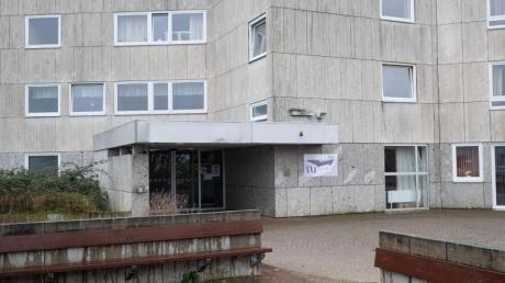 Das Hanns-Lilje-Heim in Wolfsburg. Im Hanns-Lilje-Heim in Wolfsburg sind sienzehn Menschen nach einer Infektion mit dem Coronavirus gestorben.