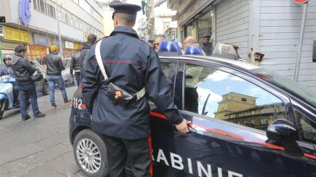 Schießerei in Neapel: Experten sagen, wegen der Coronakrise könnten sich solche Bilder wieder häufen.
