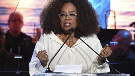 Oprah Winfrey will den Schwächsten helfen.