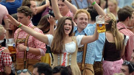 Das Oktoberfest findet wegen der Corona-Pandemie 2020 nicht statt. Die Stadt München arbeitet nun an einem Ersatz-Konzept.