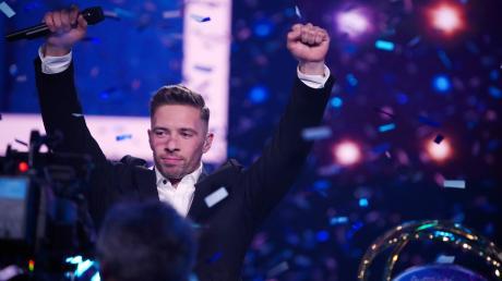 Sieger von DSDS 2020: Ramon Kaselowski konnte sich im Finale gegen die anderen Kandidaten durchsetzen.