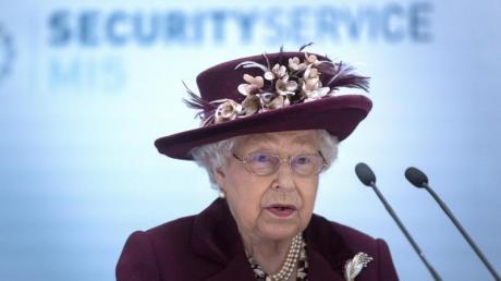 Die Queen hat allen Mitarbeitern im Gesundheitswesen gedankt.