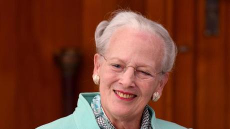 Dänemarks Königin Margrethe II. wünscht sich zum Geburtstag Blumen für andere.
