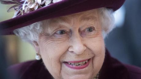 Königin Elisabeth II. von Großbritannien. Die Queen feiert am 21.04.2020 ihren 94. Geburtstag.