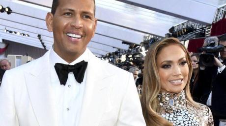 Alex Rodriguez und Jennifer Lopez wollen heiraten. Aber wann? Aber wie?.