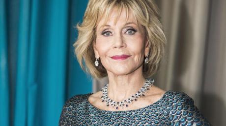 ImSeptember kommt das Buch von Jane Fonda heraus.