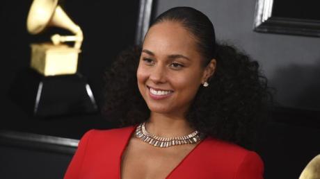 Alicia Keys hat bei der Benefiz-Aktion in der Corona-Krise teilgenommen.