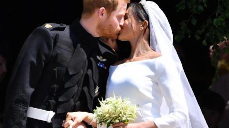 Am 19. Mai 2018 feierten Prinz Harry und Maghan Markle Hochzeit - und die Welt schaute ihnen zu.