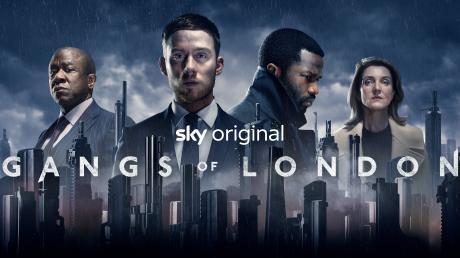 """Die Dreharbeiten zu Staffel 2 von """"Gangs of London"""" haben begonnen. Start, Besetzung, Handlung - alle aktuellen Infos gibt es hier."""