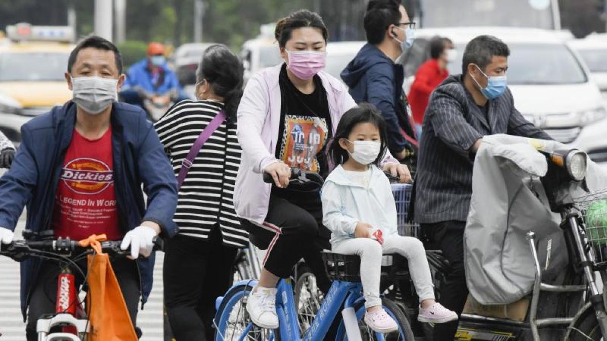Wuhan Infizierte
