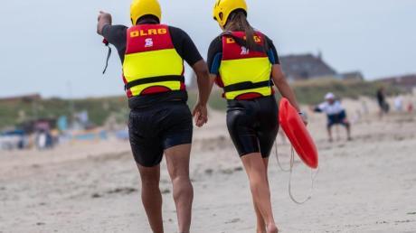 Mehr Badetote als in den vergangenen Jahren befürchtet die DLRG für diesen Sommer.