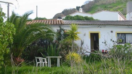 In diesem Haus in Praia da Luz in Portugal lebte der Verdächtige über mehrere Jahre.