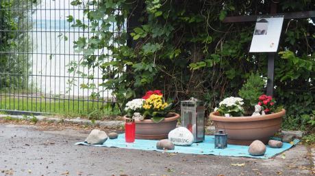 An dieser Stellein Hagnau,direkt am Bodensee-Ufer, starb die 32-Jährige Taxifahrerin vor zehn Jahren.