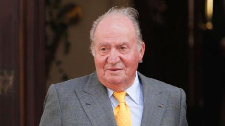 Spaniens Justiz ermittelt gegen Juan Carlos.