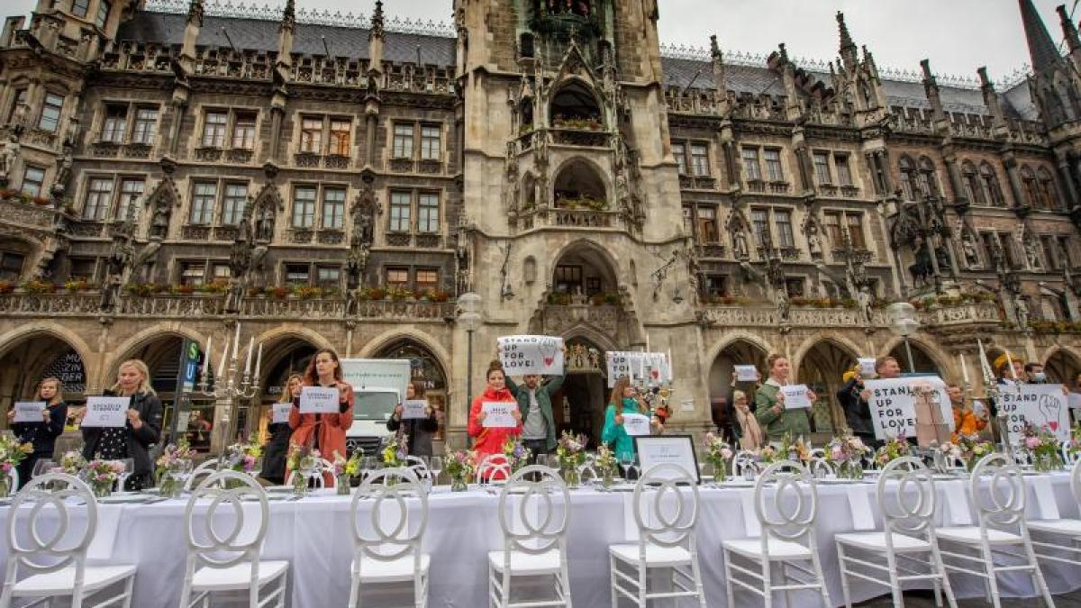 Hochzeiten Corona Bayern