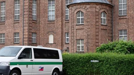 """Der Verdächtige im Fall """"Maddie"""" verbüßt in der JVA Kiel derzeit eine Haftstrafe."""
