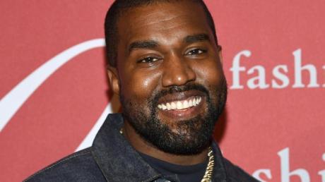 Kanye West will hoch hinaus.