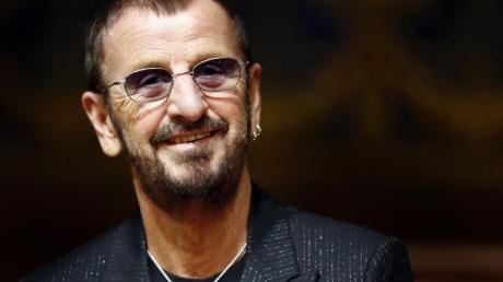 Ex-Beatle Ringo Starr wird 80.