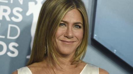 Jennifer Aniston: «Tragt bitte eine Maske.».