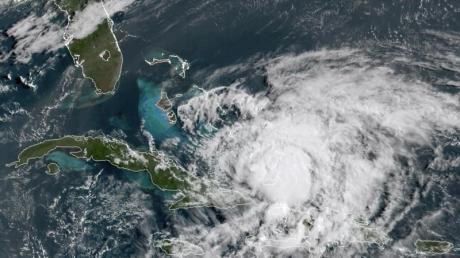 An der Ostküste Floridas gilt wegen «Isaias» eine Hurrikanwarnung.