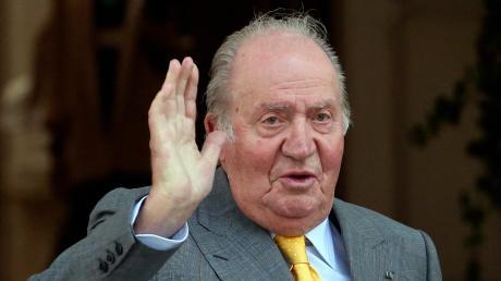 Adiós amigos: Juan Carlos ist abgetaucht.