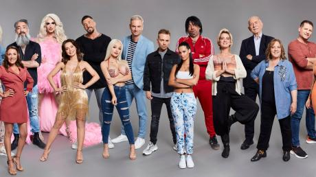 """Das sind die Kandidaten von """"Promi Big Brother"""" 2020."""