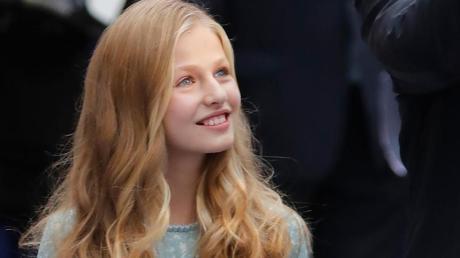 Die spanische Kronprinzessin Leonor wird ihre Schulzeit in einem britischen Nobelinternat beenden.