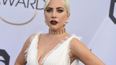 Heute geht es Lady Gaga wieder besser.
