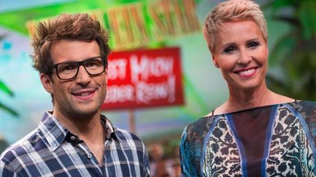 """Die Moderatoren bei """"Ich bin ein Star - Die Dschungelshow"""" statt beim Dschungelcamp 2021: Sonja Zietlow und Daniel Hartwich."""