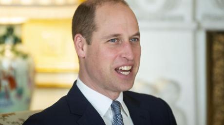 Prinz William, Herzog von Cambridge, wirbt für mehr Umweltschutz.