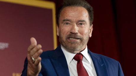Nach seiner Herz-OP geht es Arnold Schwarzenegger eigenen Worten zufolge «fantastisch».