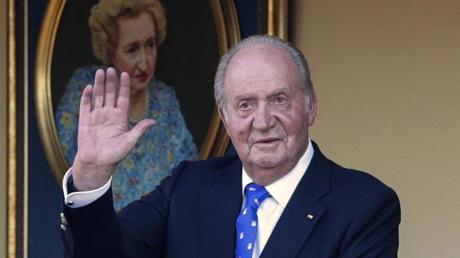 Bei seinen Landsleuten ist der frühere spanische König Juan Carlos in Ungnade gefallen.
