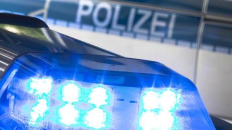 Einen Streit musste die Polizei in Holzheim schlichten.